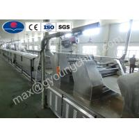 Buy cheap corn or wheat flour Non Fried Instant Noodle production line and noodle machines from wholesalers