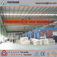 Cheap 2016 New Double Girder Lifting Cranes With Trolley for sale