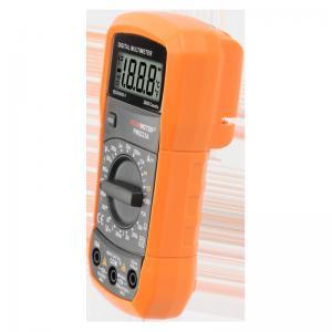 Cheap 9V6F22 Battery 200mV 200μF Electrical Multimeter Tester for sale