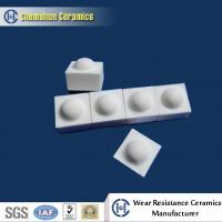 Cheap Raised Ceramic Mosaic Tile Vulcanized in Pulley Lagging for sale