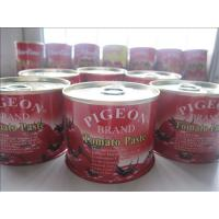 Cheap 2015 new crop canned tomato paste 3000g tomato sauce brix 28-30% with good quality and best price for sale