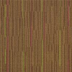 Cheap Durable Commercial Carpet Tiles Tufted Multi - Level Loop Pile Construction for sale