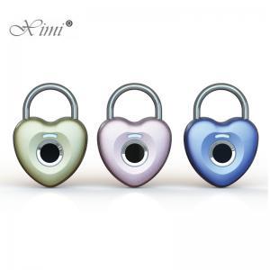 Buy cheap Quick Unlock Fingerprint RFID Door Lock Anti Theft For Cabinet Bag from wholesalers