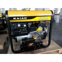 China Fully Power Output Open Frame Diesel Generators 10KW With Low Noise / Smooth Operation on sale