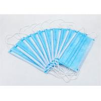 Cheap School Disposable Non Woven Antiviral Face Mask Melt Blown Fabric Protective for sale