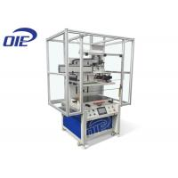 Buy cheap Vacuum Table Flatbed Screen Printing Machine For Cocoa Butter Transfer Film from wholesalers