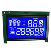 Cheap 7-Segment LCD display Custom size LCD graphic matrix character segment lcd for sale