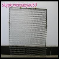 304 diamond hole  Stainless Steel Expanded Metal/  expanded wire mesh for decorate/metal mesh