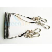 Cheap Steel Spring Coil Tool Lanyard for sale