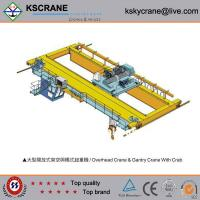 Cheap Factory Direct Sale 32/5t Double Girder Long Travelling Overhead Crane for sale