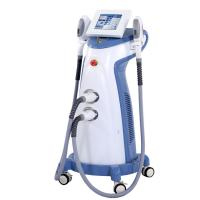 Cheap Ipl SHR Hair Removal Laser Equipment With Vascular Therapy / Face Lifting for sale