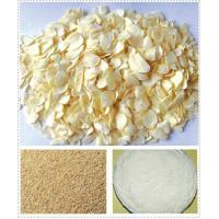 Cheap 2015 NEW CROP Dehydrated Garlic Flakes for sale