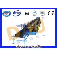 Automatic 50hz 380v Steel Cable Tray Roll Forming Machine Plc Control Manufactures