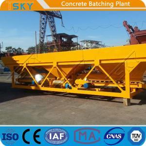 Cheap PLD600 ECO Friendly Concrete 0.6m3 Aggregate Batcher for sale
