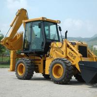 Cheap SZ40-16 backhoe loader with 0.4m3 rated bucket capacity for sale