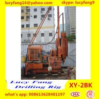 Cheap Deuts Engine China Chongqing XY-2Bk Water Well Rotary Drilling Rig With Hydraulic Mast for sale