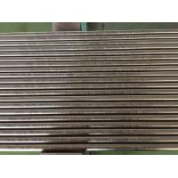 Cheap Annealed Nickel Alloy Pipe , Hastelloy C 276 Seamless Galvanized Steel Pipe DIN 2.4819 for sale