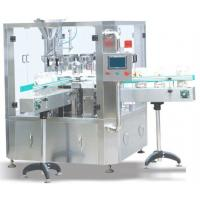 Cheap liquid filling and sealing machine for sale