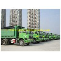 Cheap Sanitation Garbage Truck , Hydraulic Garbage Compactor Truck 6x4 10 Wheels 10 to 18 cbm for sale