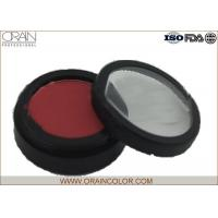 Silky - Soft Water Proof Blush , Black Box Drugstore Red Blush For Cheeks