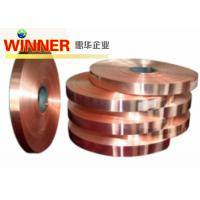 Cheap High Strength Copper Clad Plate , Metal Composite Material For Circuit Breaker Components for sale