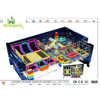 Cheap Space Theme Kids Two Layer Indoor Soft Playground Fun Place 300 * 21  * 8.0M for sale