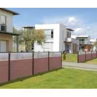 China Plastic Lumber Fence (HS-ZL) on sale