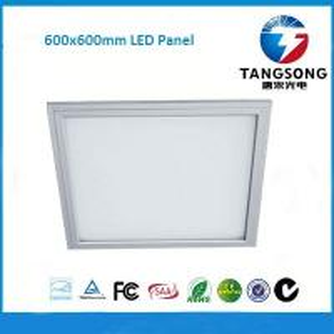 China Ultra thin 600*600 40W LED Panel UGR on sale