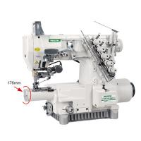 Cheap Small cylinder bed three-needle interlock sewing machine(automatic thread trimming) FX720- for sale