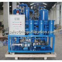 Cheap China Transformer oil purifier Price,transformer oil filtering machines, double stage vacuum transformer oil dehydration for sale