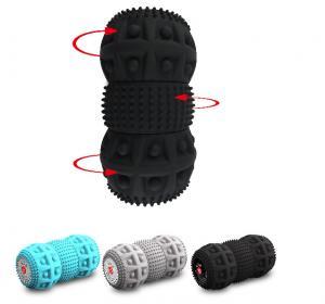 Cheap Relaxed Vibration Foam Roller Foam Roller Shoulder Massage 3 Parts Unique Design for sale
