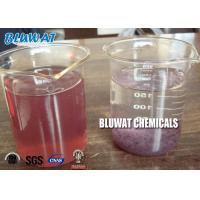 Wastewater Water Decoloring Agent ISO Solid Content 50%Min HS 391190 391400 Manufactures