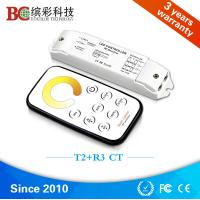 Cheap Hot selling T2 R3 Mini CCT dimming LED light controller with touch remote control for sale