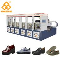 Buy cheap Hydraulic Compression Moulding Rubber Sole Making Machine Static Type Save from wholesalers
