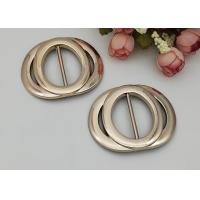 Buy cheap Circular Shoes Belt Bags Sewing Craft Accessory Plastic Shoe Buckles,Not fade / from wholesalers