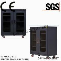 Cheap LED Display Desiccant Electronic humidity controlled cabinet With 435L for sale