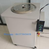 Cheap 50L Laboratory Digital Display Water Baths Micro Electric-heated Thermostat Controlled Circulating Oil Bath for Test for sale