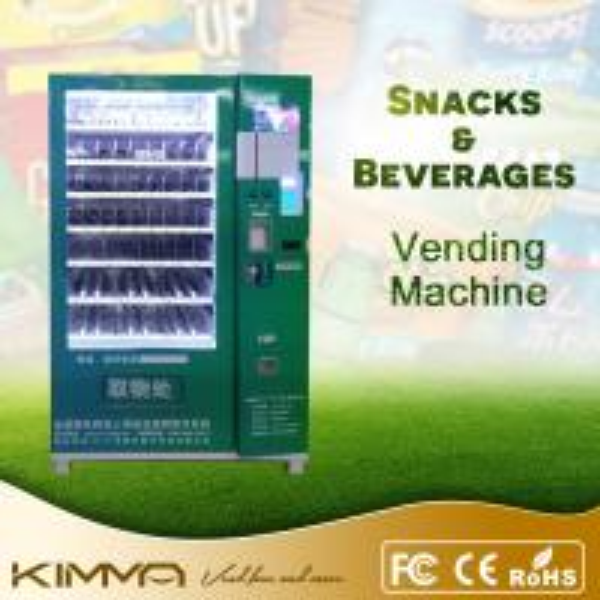 vending machine nutrition