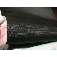 Running Machine / Treadmill Replacement Belt PVC Material Black Color