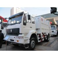 Cheap Sell SINOTRUK HOWO 6x4 GARBAGE TRUCK 16m3 Africa/Djibouti/Myanmar/Liberia for sale