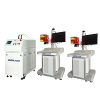 Cheap Fiber Optic Double End Galvanometer Automatic Laser Welding Machine Wheeled for sale
