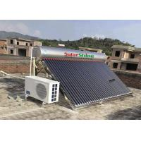 China Stable Vacuum Tube Solar Water Heater , Non Pressurized Solar Water Heater on sale
