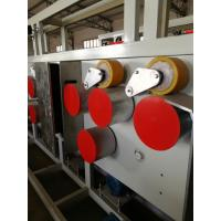 Cheap Colorful PET Strap Extrusion Line , PP Strap Manufacturing Machine Stable Operation for sale