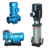 China ISG series single stage end suction centrifugal pipeline pump,vertical centrifugal pump on sale