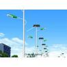 Buy cheap Stand Alone Solar LED Street Light 60W Radar Sensor And Light Sensor from wholesalers