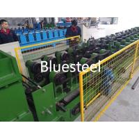 Adjustable Size Cold Roll Forming Machine , C Z Purlin Forming Machine 415V / 440V Manufactures