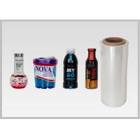 China Customized Thickness PET Shrink Film With High - Impact Resistant on sale