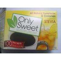 Cheap Natural Herbal Extract , Stevia CAS 471-80-7 , GB8270-1999 For Baked / Fried Foods for sale