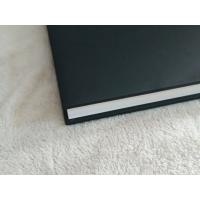 China Classical 8x8 Professional Leather Photo Albums Wedding With White Edge on sale