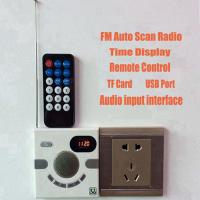 Buy cheap 100% Portable Wall Speaker Switch Design Multi-functional Stereo With FM TF Card from wholesalers